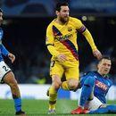 """УЕФА отряза Наполи, реваншът с Барса остава на """"Камп Ноу"""""""