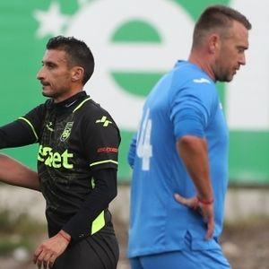 Общо 8 гола си размениха ветераните на Витоша (Бистрица) и Левски