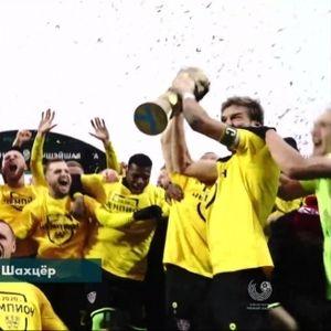 Шахтьор грабна титлата в Беларус след драматична развръзка в последния кръг