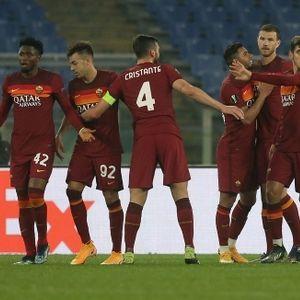Рома за втори път се справи с Брага и ще играе на 1/8-финалите