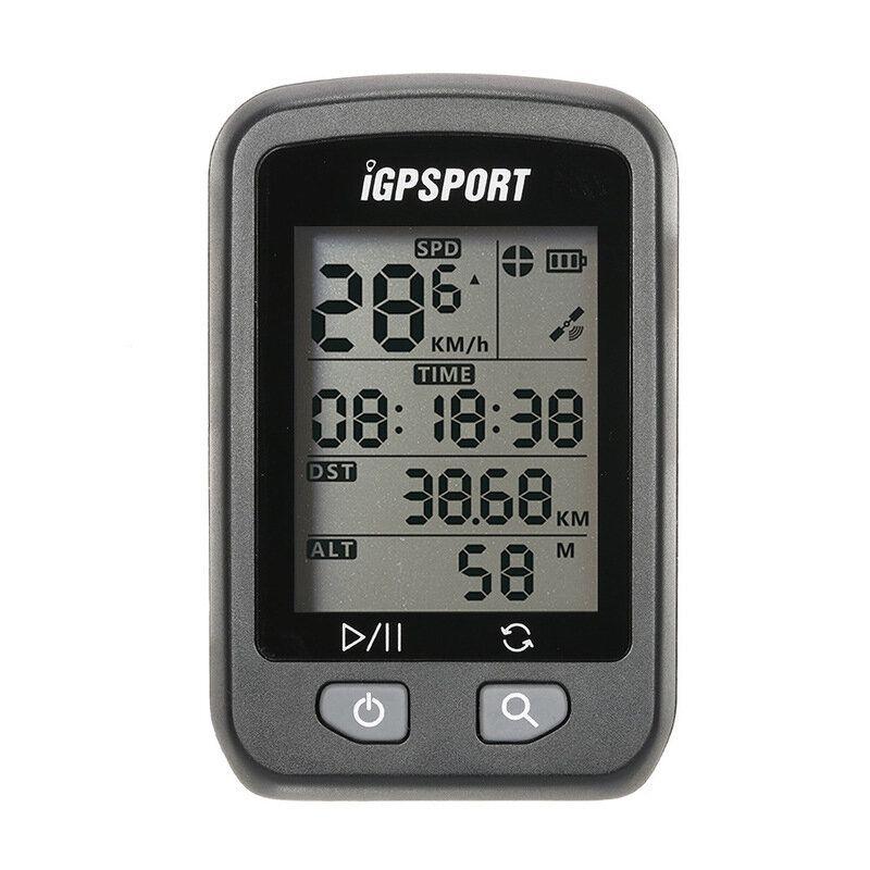iGPSPORT iGS20E Wireless Bike Computer GPS IPX7 Waterproof Cycling Speedometer Data Code Table