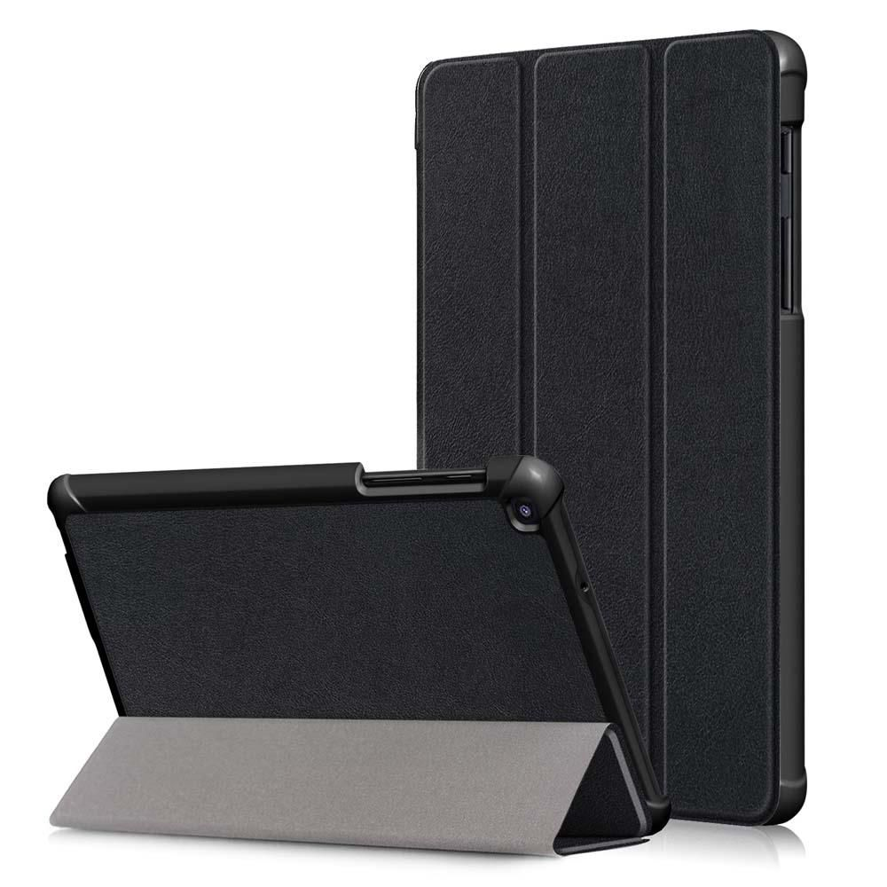 Tri Fold Tablet Case Cover for Samsung Tab A 8.0 2019 SM P200 P205