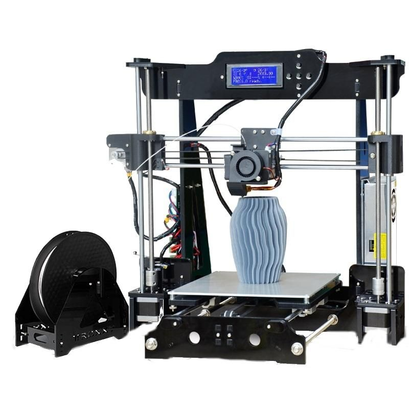 TRONXY® P802M DIY 3D Printer Kit 220*220*240mm Printing Size Support Off line Print 1.75mm 0.4mm