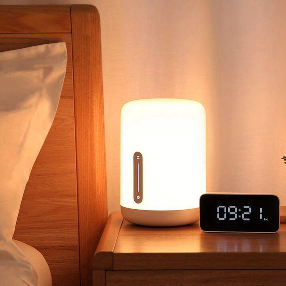 Xiaomi Mijia MJCTD02YL Colorful Bedside Light Table Lamp 2 bluetooth WiFi Touch APP Control Apple HomeKit Siri