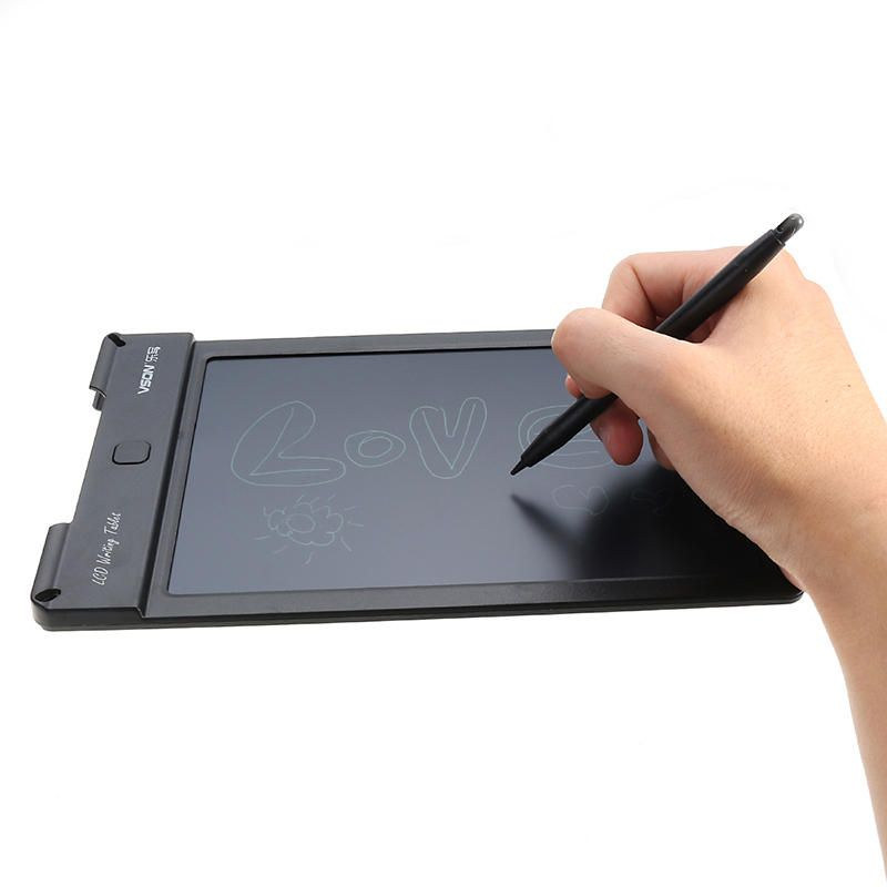 VSON 9Inch LCD Digital Drawing & Writing Tablet Handwriting Pads E Note Paperless Graffiti Board