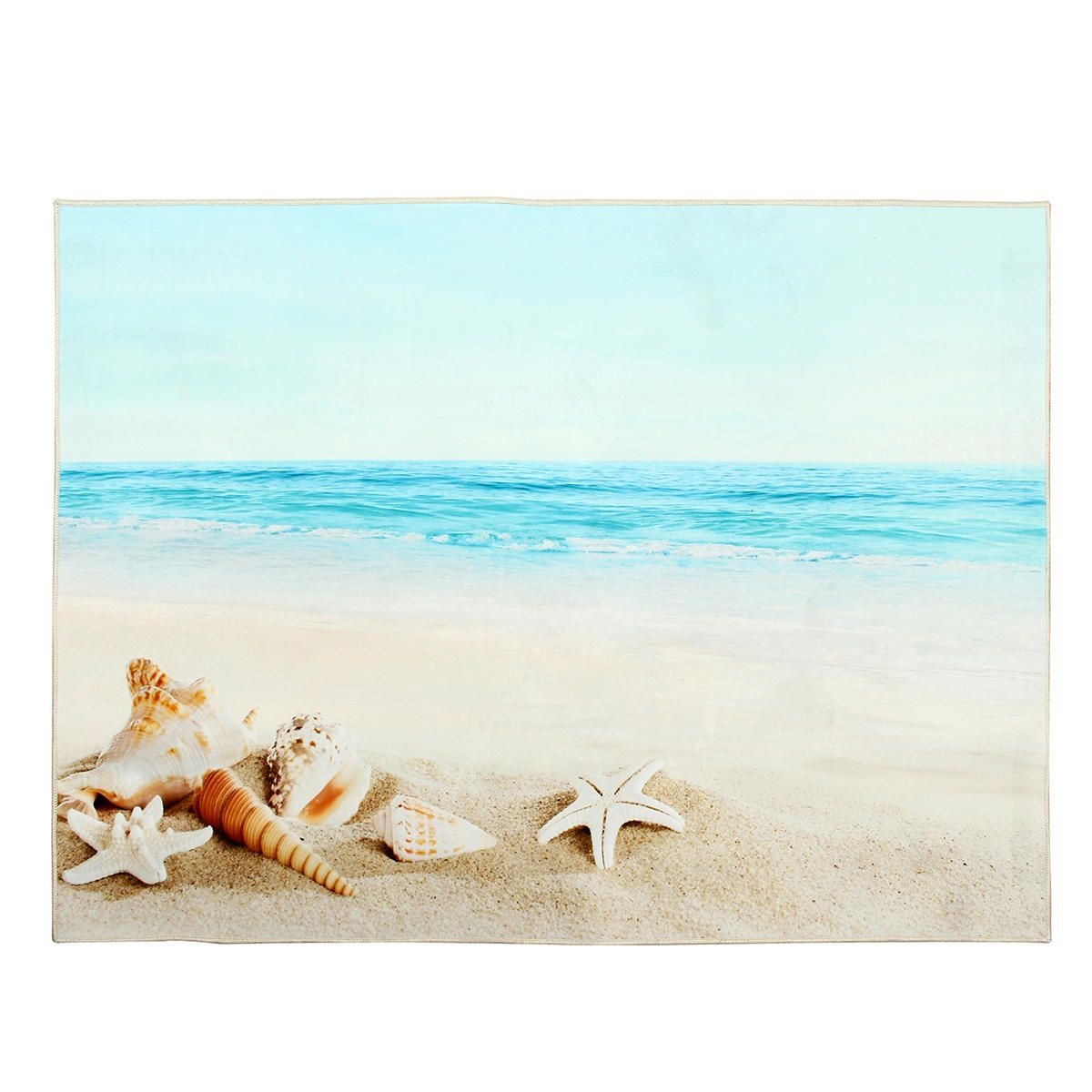 EZL US$56.54~61.54 Beach Modern Area Floor Rug Carpet For Bedroom Living Room Mat Home Decoration
