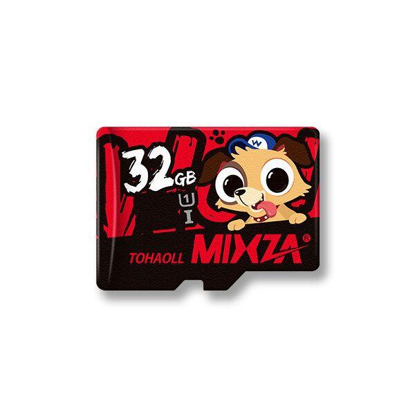 GAF US$6.42 Mixza Year of the Dog Limited Edition U1 32GB TF Memory Card