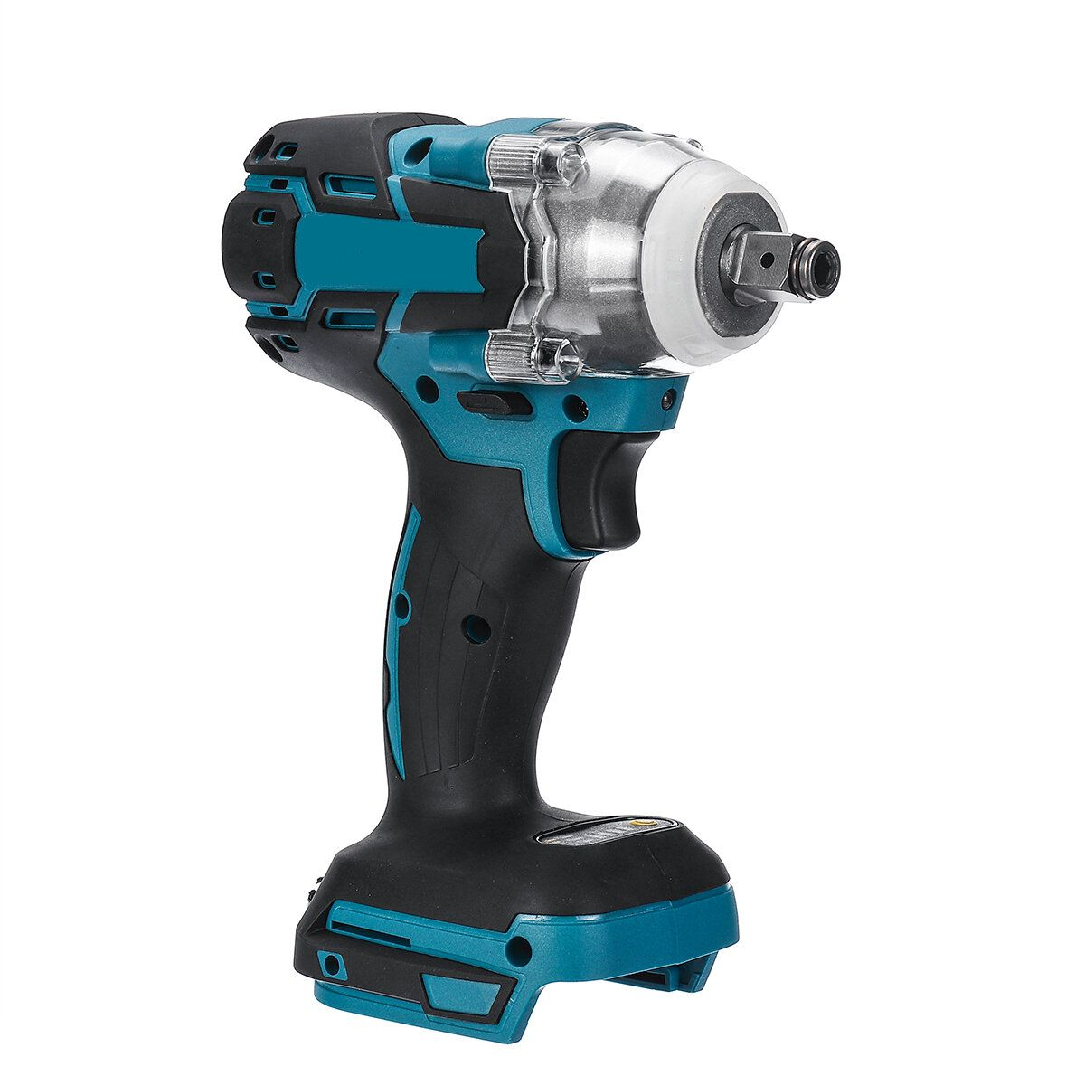 18V Cordless Brushless Impact Wrench Stepless Speed Change Switch Adapted To 18V Makita battery