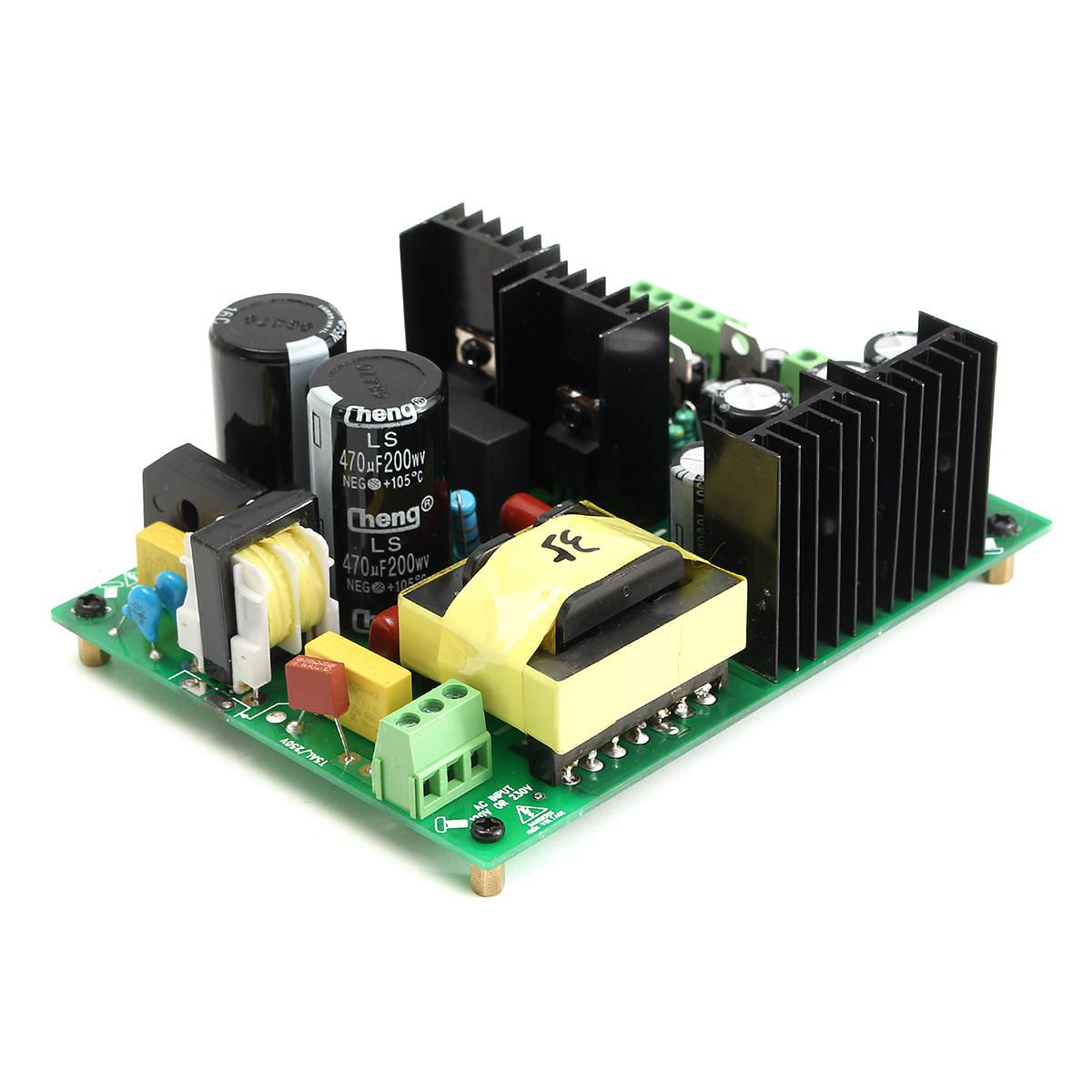 500W +/ 35V Amplifier Switching Power Supply Board Dual voltage PSU Audio Amp Module