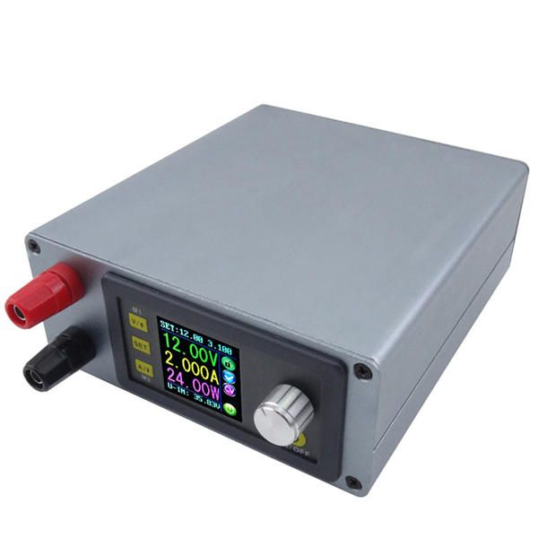 RIDEN® DP And DPS Power Supply Housing 2 Kinds Aluminum Housing Constant Voltage Current Casing Digital Control Buck Voltage Converter Only Box