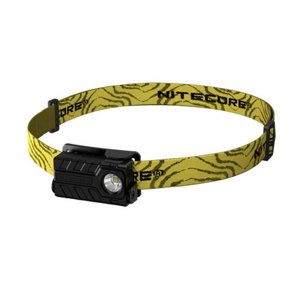 Nitecore NU20 XP G2 S3 360LM USB Rechargeable Light Weight LED Headlamp