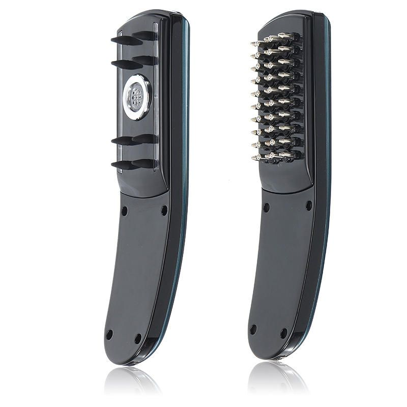 EMX US$50.44 Hair Loss Therapy Hair Growth Regrow Treatment Infrared Laser Comb Massage Brush