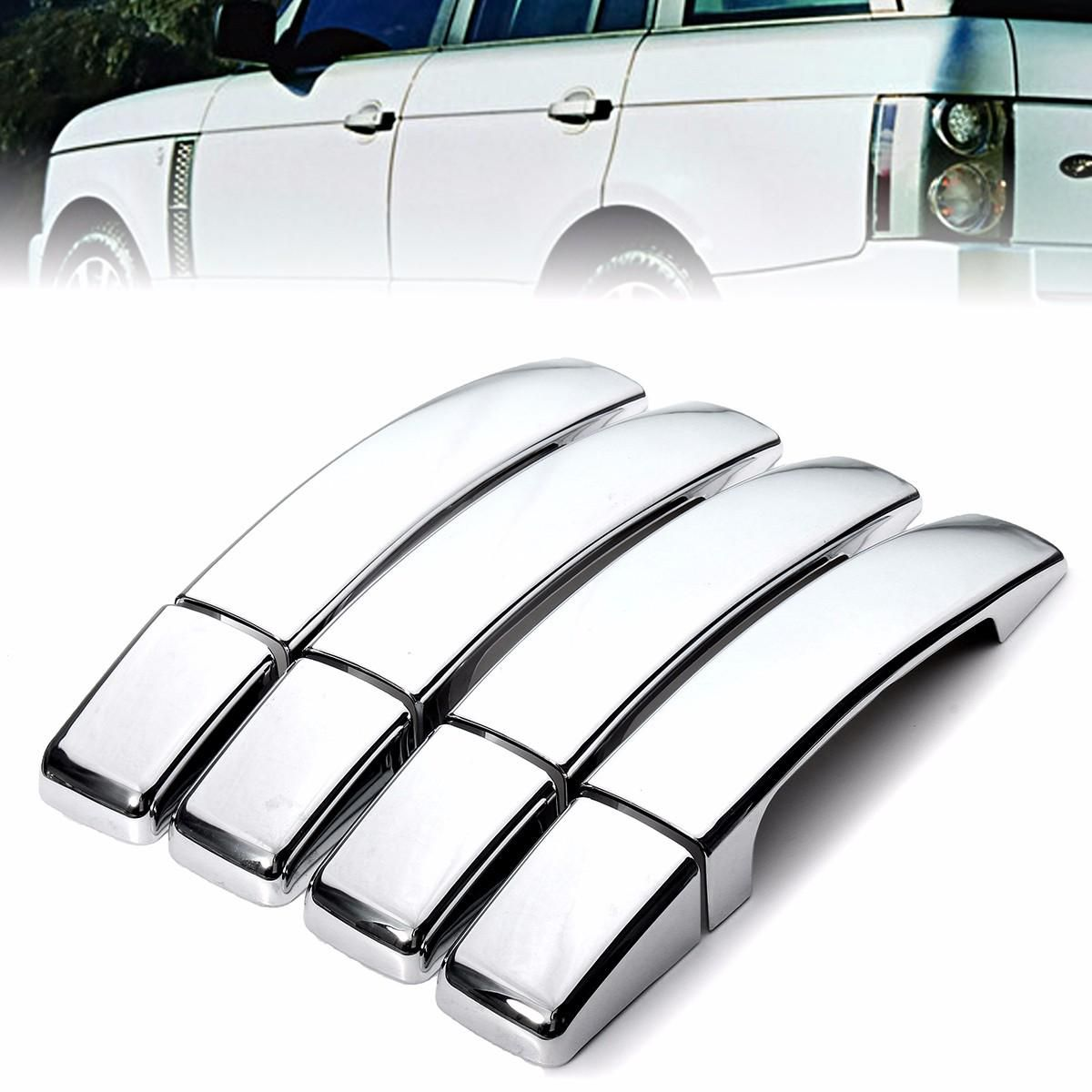 UMT US$29.56 8 Pcs ABS Chrome Door Handle Covers for Range Rover Sport Found 3/4 Freelander 2