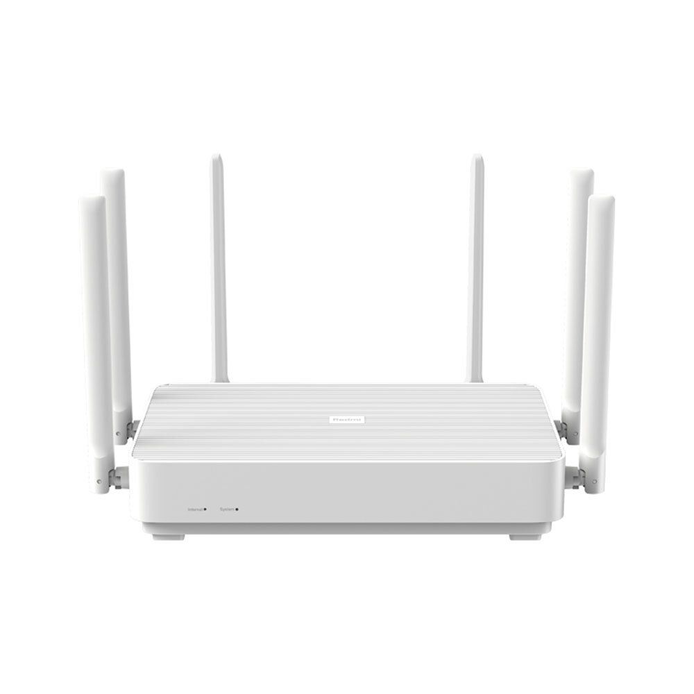 Xiaomi Redmi AX6 Router 4 Core WiFi6 Dual Band Wireless WiFi Router Support Mesh OFDMA 2402MBps 512MB Wireless Signal Booster Children Protection
