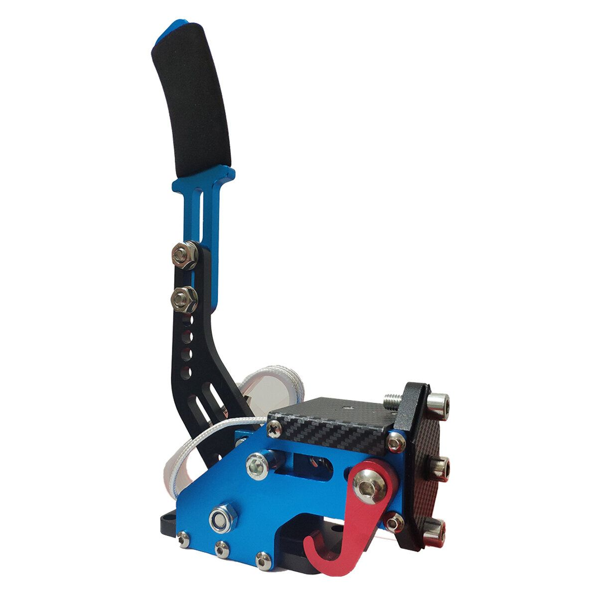 14Bit PC USB Handbrake Hydraulic Lever SIM Without Clamp For Racing Games G25/27/29 T500 FANATECOSW DIRT RALLY
