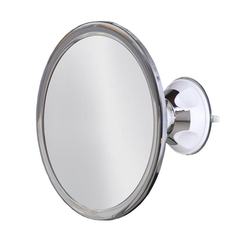 DPV US$15.31 Mrosaa Fogless Shower Mirror for Shaving 360° Rotation Bath Mirror Anti-Fog Mirrors for Makeup