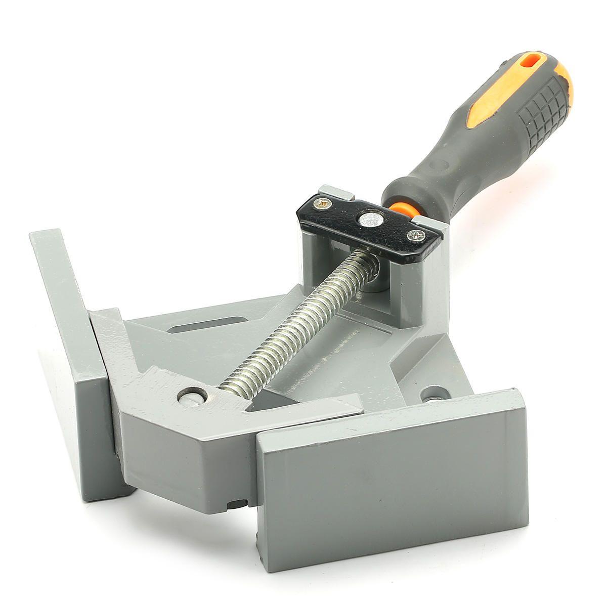 Raitool™ 90 Degree Corner Tool Right Angle Vice Welding Wood Working Clamps