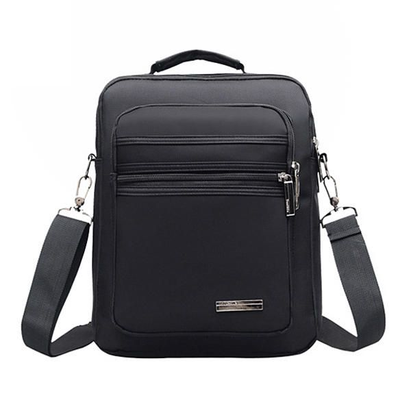 Men Nylon Outdoor Casual Waterproof Large Capacity Bag