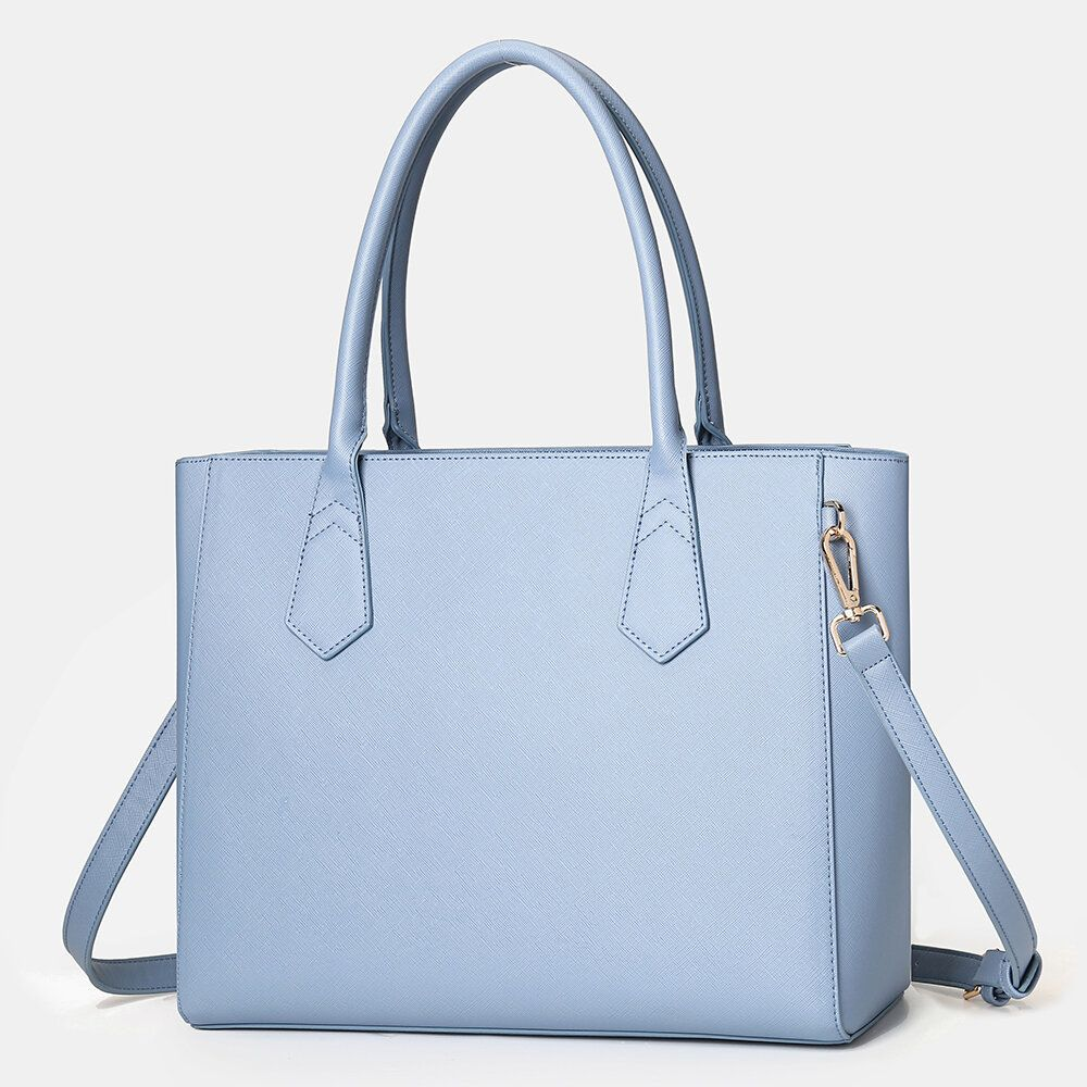 Women Multi proper Solid Color Casual Ourdoot Shopping Handbag Shoulder Bag Cross Body Bag