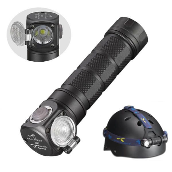 SKILHUNT H03F SE XML2 U4 1200LM 2 group Modes Magnetic Headlamp LED Flashlight