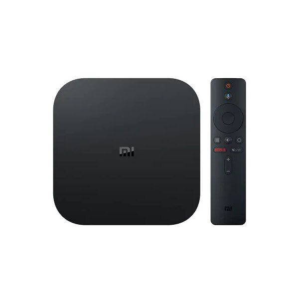 Xiaomi Mi Box S 2GB DDR3 8GB 4K HDR Android 9.0 5G WIFI bluetooth 4.2 TV Box with Voice Control Global Version