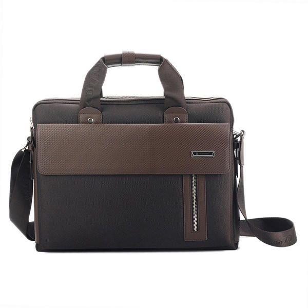 Men Oxford Leisure Fashion Handbag Crossbody Bag