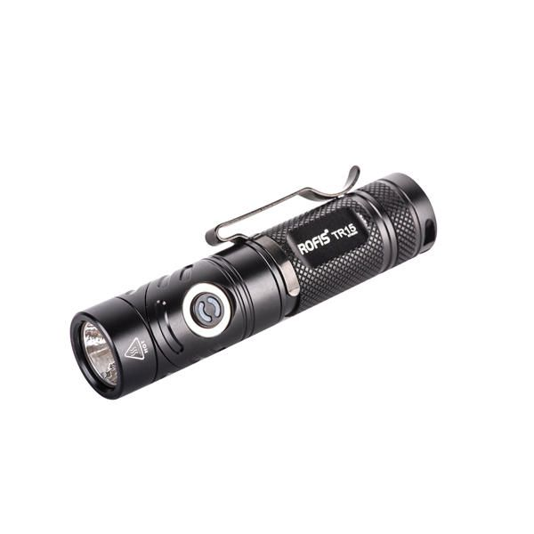 ROFIS TR15 Xp l Hi V3 700LM 14500 EDC LED Flashlight