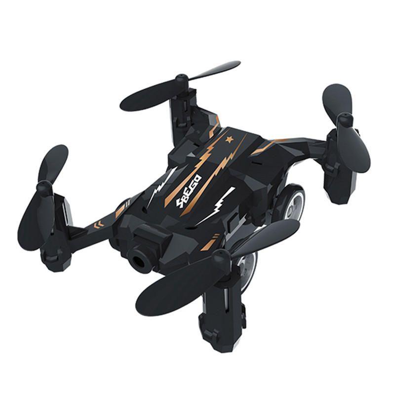 ISR US$30.59 Flytec SBEGO 132W 2.4G 4CH Mini Pocket FPV Wifi Flying Racing RC Car 360 Degree Quadcopter Drone