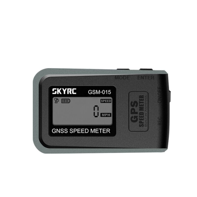 SKYRC GSM 015 GNSS GPS Speed Meter High Precision for RC Drone