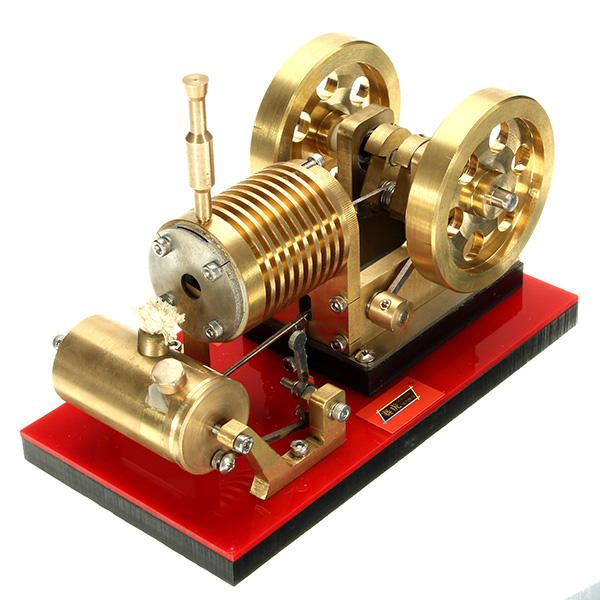 SaiHu SH 02 Stirling Engine Model Educational Discovery Toy Kits