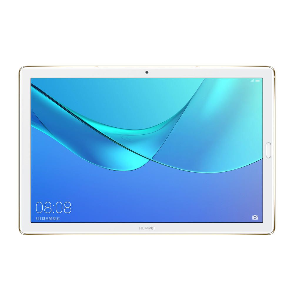 YOQ US$489.99 Original Box Huawei MediaPad M5 CMR-W09 128GB Kirin 960s Octa Core 10.8 Inch Android 8.0 Tablet Gold