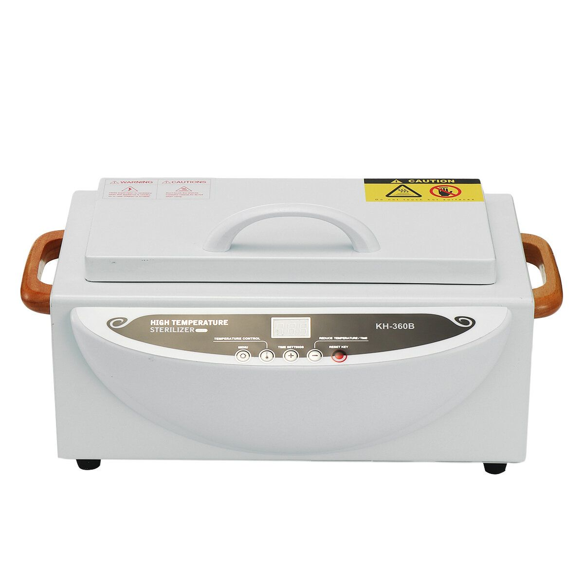 500W 110/220V Spa Sterilizer Beauty Manicure Nail Tool Cabinet Disinfection Box