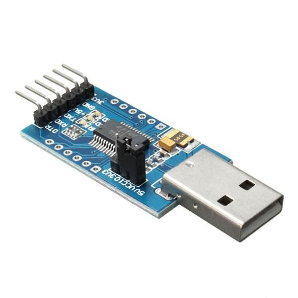 XDX US$31.90 10pcs 5V 3.3V FT232RL USB Module To Serial 232 Adapter Download Cable Geekcreit for Arduino - products that work with official Arduino boards