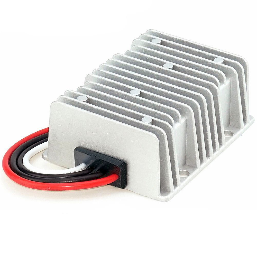 Waterproof 36V 48V to 12V 30A 360W DC DC Step Down Converter 48 Volt to 12 Volt Buck Module for Cart Voltage Reducer