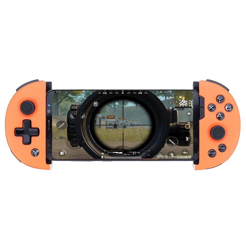 Flydigi Wee2T bluetooth Wireless Flashplay 6 axis Adjustable Gamepad Game Controller for PUBG for IOS Android English Version