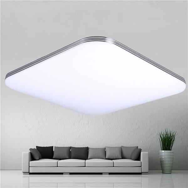 AUGIENB 16W 1400LM Energy Efficient LED Ceiling Light Modern Flush Mount Fixture Lamp AC110 240V
