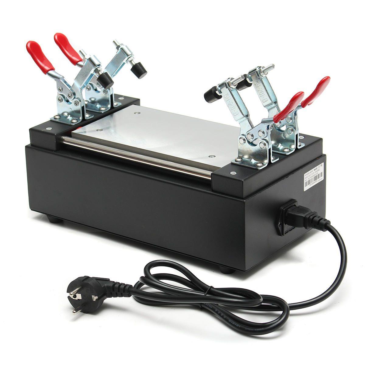 7inch Built in Vacuum Pump Phone LCD Outer Glass Screen Separator Repair Machine