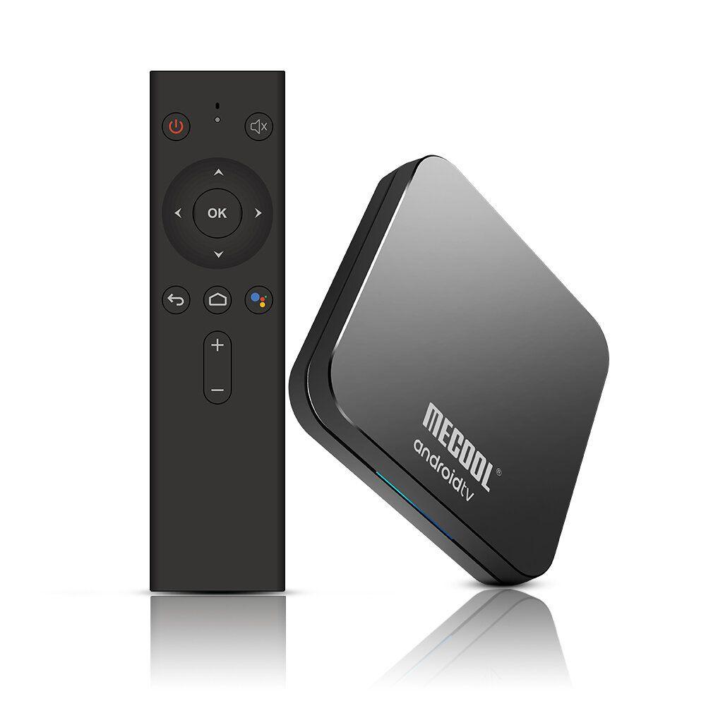 Mecool KM9 Pro ATV S905X2 4GB DDR4 RAM 32GB ROM Android 9.0 5G WIFI bluetooth 4.1 4K Voice Control TV Box Google Certificated