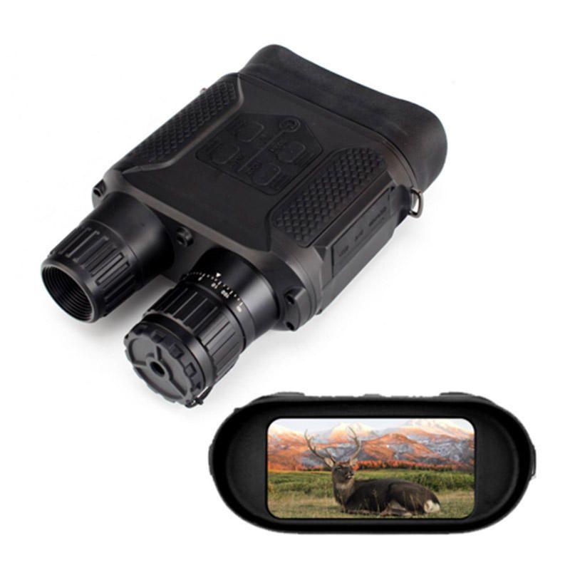 ohhunt 7X31 Digital Night Vision Binocular Hunting Built in IR Illuminator Photo Video Recorder