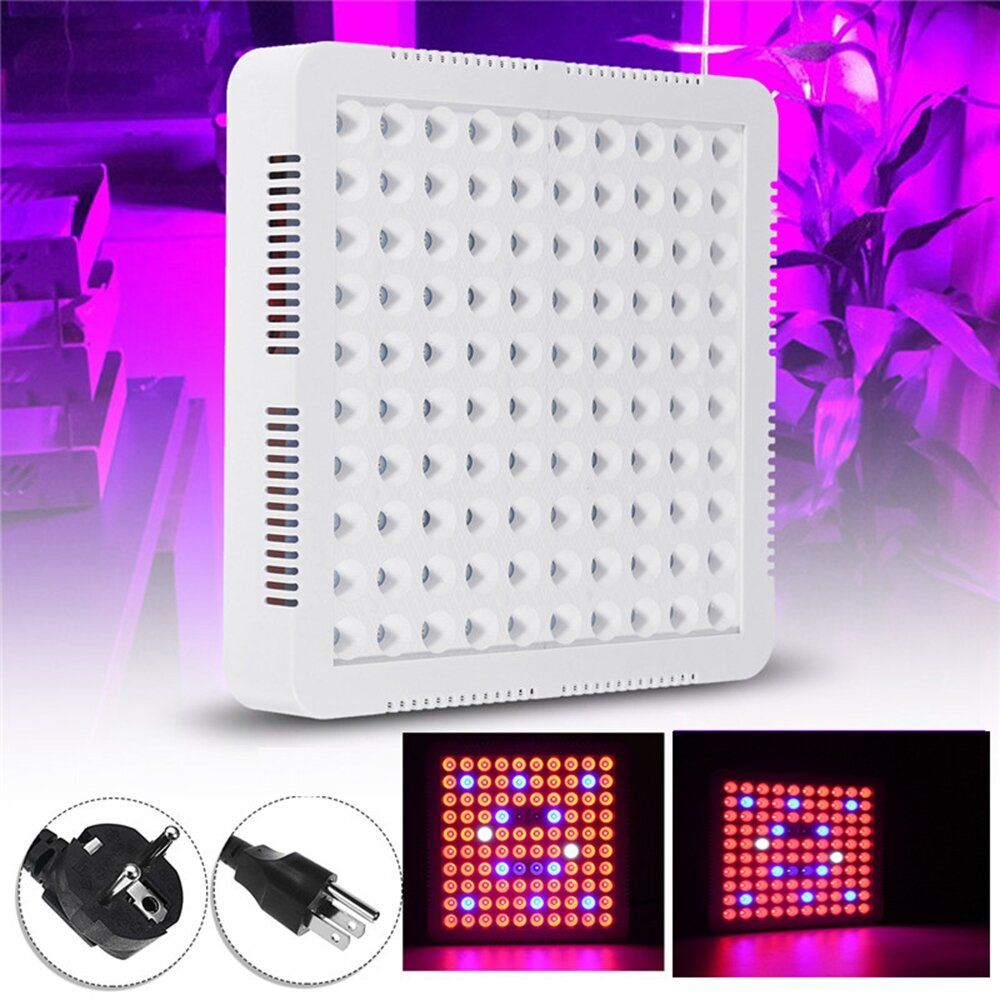 300W LED Grow Light Hydroponic Full Spectrum For Veg Flower Indoor Plant Seeds