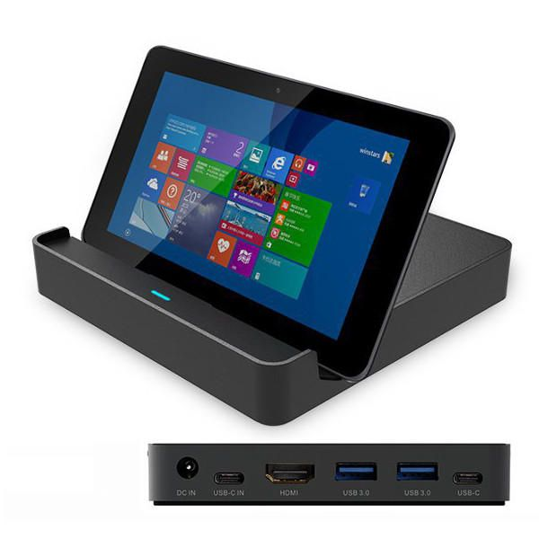 Wavlink Universal Mini Docking Station With 2 Type c 2 USB 3.0 HDMI and Power Delivery