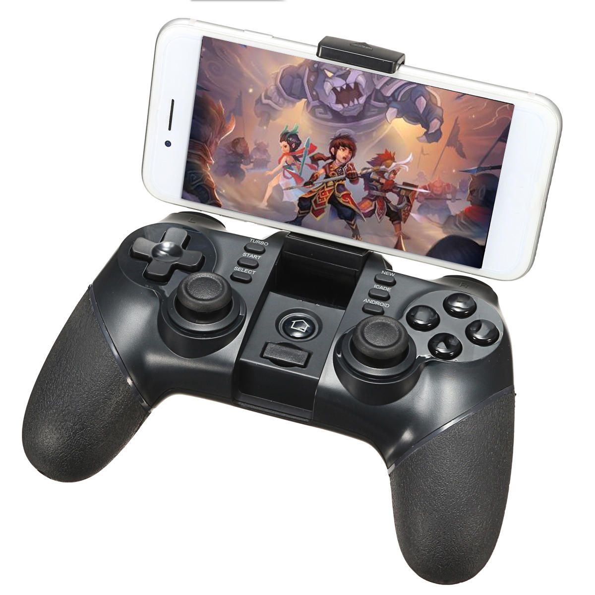 iPega PG 9077 Gaming bluetooth Wireless Controller Gamepad Joystick for Smartphone iOS Android Win X