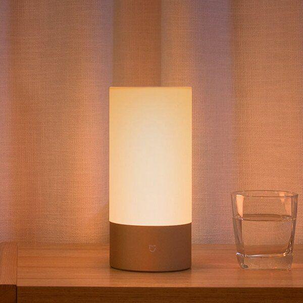 Xiaomi Mijia MJCTD01YL LED bluetooth WiFi Control Bedside Light Table Lamp Sunrise Sunset Simulation