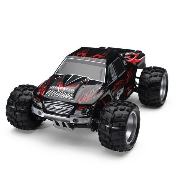Wltoys A979 1/18 2.4GHz 4WD Off Road Truck RC Car Vehicles RTR Model
