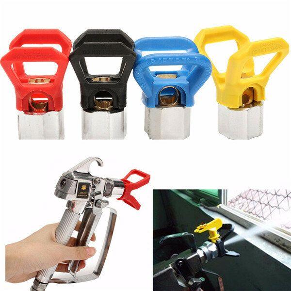FLZ US$3.96 Airless Paint Spray Gun Tip Guard For Titan Wagner Sprayer Tool