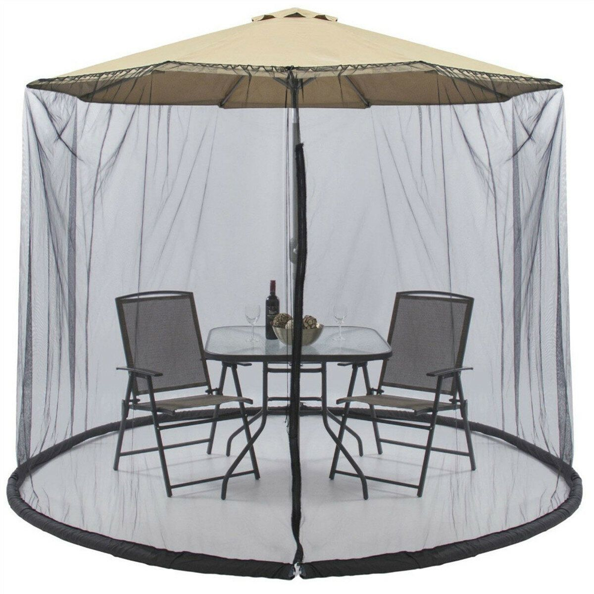 300x230cm Sunshade Mosquito Net Courtyard Net Cover Umbrella Mosquito Net