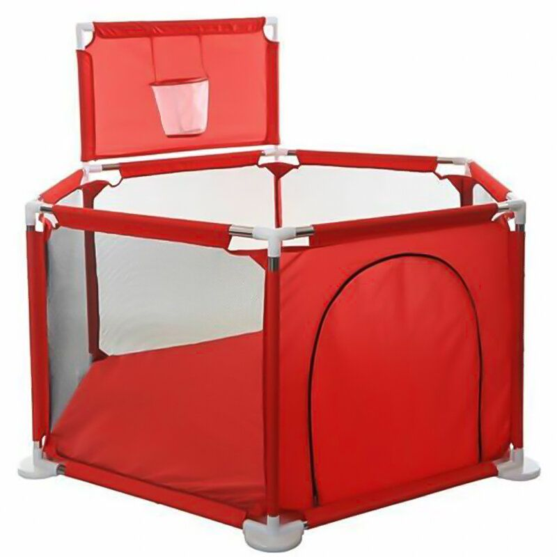 Baby Playpen Fence Children Playing Toy pool Folding Safety Barrier Game Tent for Infants Walking