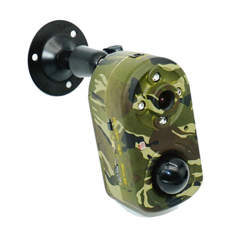 12MP 16Million Pixel 1080P HD Video 940nm Red ID Camouflage Hunting Trail Camera Infrared Night Vision Traps Scouting Motion Detection Animal Photo