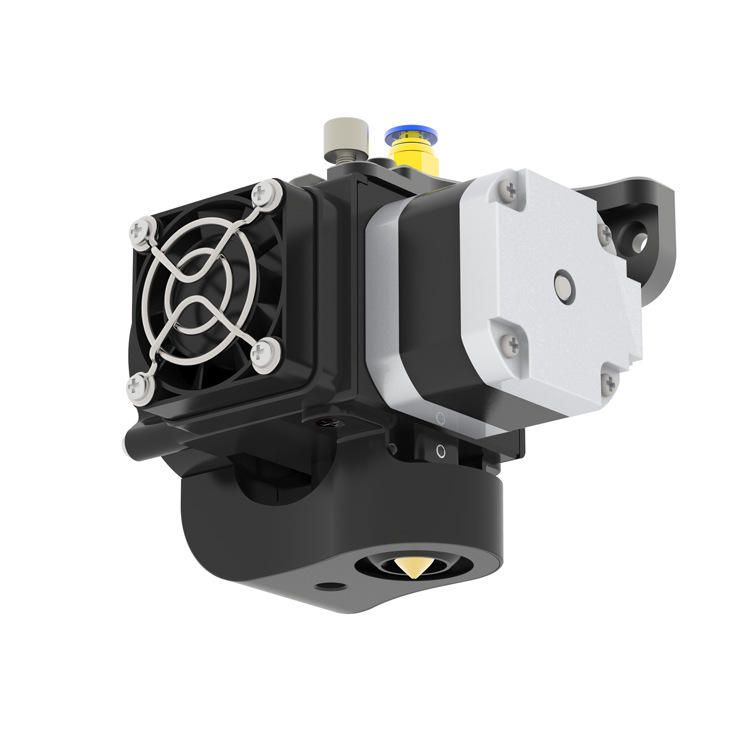 1.75mm 0.4mm Dual Fans Extruder With 0.1mm Accuracy/ Over Temperature Protection For 3D Printer Part