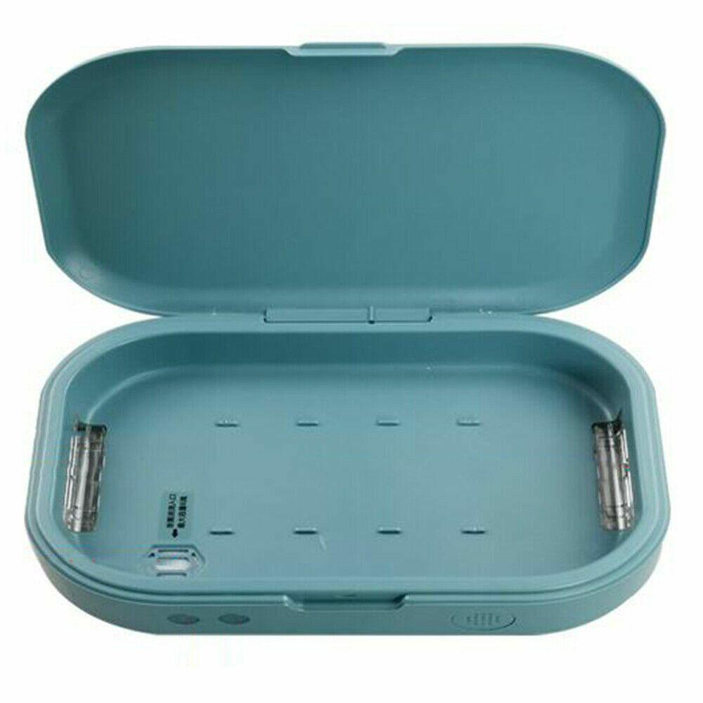 UV Ultraviolet Light Phone Jewelry Sterilizer Disinfection Box with Aromatherapy